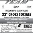 Domenica 15 gennaio 2012, con partenza dal campo sportivo di via Piemonte a Pioltello, sisvolgeràil32° Cross Sociale (alla memoria di Loretta Galbusera e Piero Cassani), ritrovo ore 8,30 – […]