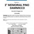 Mercoledi 23 maggio 2012, alle ore 19.00, l'Athletic Team Pioltello organizza, presso il centro sportivo di via Piemonte, la 3° edizione delMemorial Pino Dammicco. Per tutte le informazioni consultare il […]