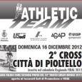 Domenica 16 dicembre, con partenza dal campo sportivo di via Piemonte a Pioltello, sisvolgeràil2° Cross Città di Pioltello,gara valida come seconda prova del32° Trofeo Monga. Per le info:volantino