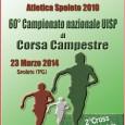 Ecco il programma previsto per la trasferta a Spoleto in occasione del 60° Campionato Nazionale UISP di Corsa Campestre del 23 marzo 2014. Pullman + iscrizione alla gara: a carico […]
