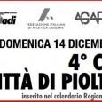 Domenica 14 dicembre, con partenza dal campo sportivo di via Piemonte a Pioltello, sisvolgeràil4° Cross Città di Pioltello,gara valida come seconda prova del34° Trofeo Monga. Per le info:volantino