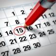 E' stato pubblicato il calendario gare del Team, ovviamente è in perenne evoluzione Calendario