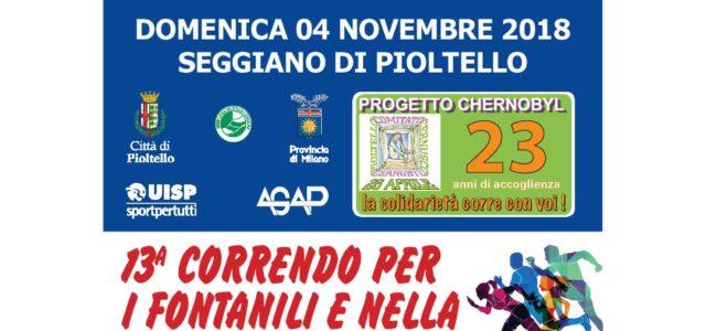 Athletic Team Pioltello organizza perdomenica 04 novembre 2018la 13° edizione diCorrendo per i fontanili e nella foresta di pianura, marcia non competitiva, a passo libero, di km 5, 13 che […]