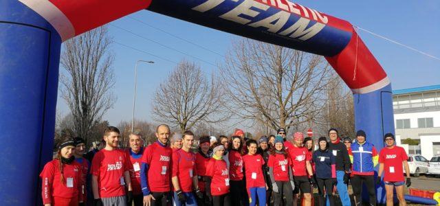Domenica 20 gennaio poco meno di 30 atleti hanno dato vita al 39′ cross sociale. Il percorso era caratterizzato da 4 giri per un totale di 3200 m, il terreno […]