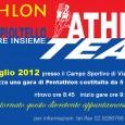 Domenica 15 luglio 2012 alle ore 8.45 presso il campo sportivo di via piemonte: PENTATHLON vai al volantino